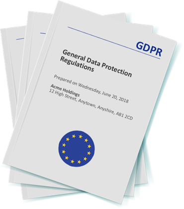 Create Your GDPR Documentation