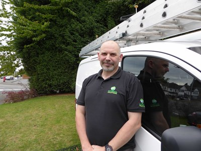 Testimonial by Ian Sharpe, E-Pestcontrol